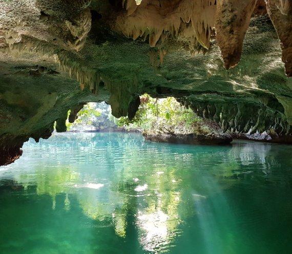 Die Hayop-hayopan Höhle
