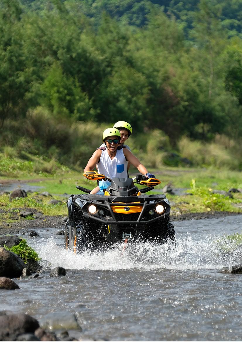 ATV Kartfahren