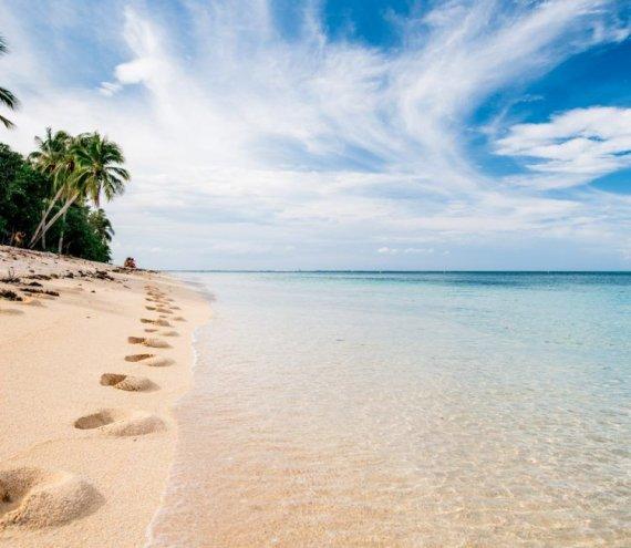 Der Alegria Strand