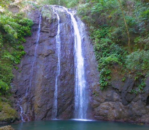 Bugtong Bato River and Falls