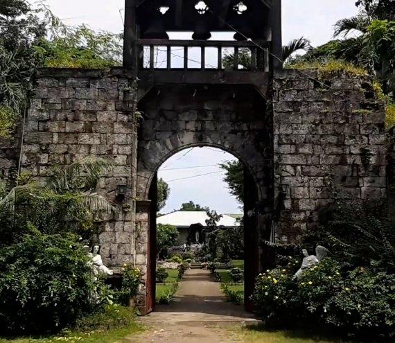 San Pedro Church Ruins