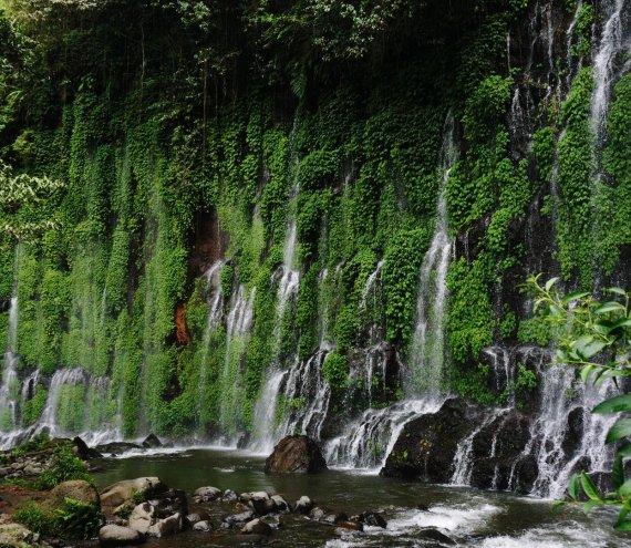 Asik-Asik Wasserfall