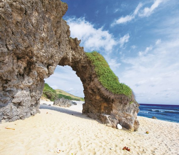 Der Nakabuang Strand