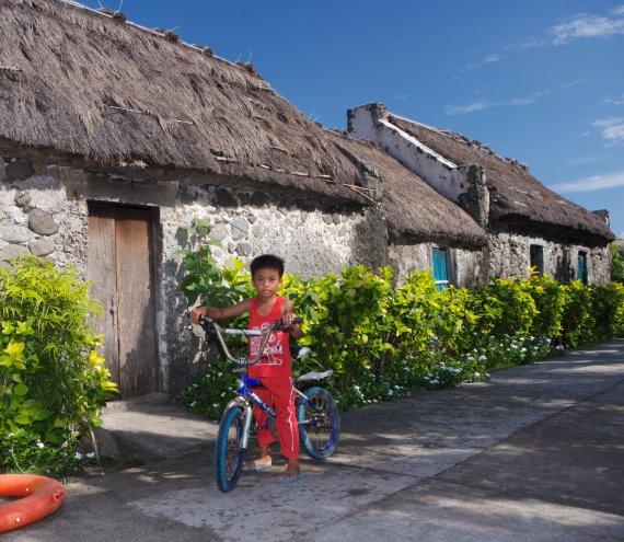 Savidug und Chavayan Häuser