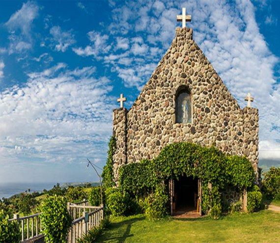 Die Tukon Kapelle