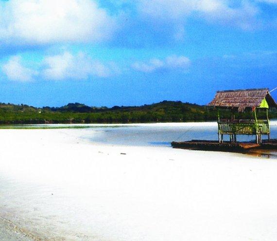Die Manlawi Insel