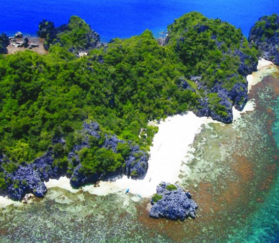 Die Matukad Insel