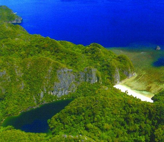 Die Tayak Insel