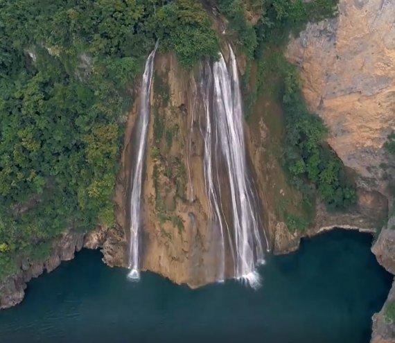 Die Ticao Insel