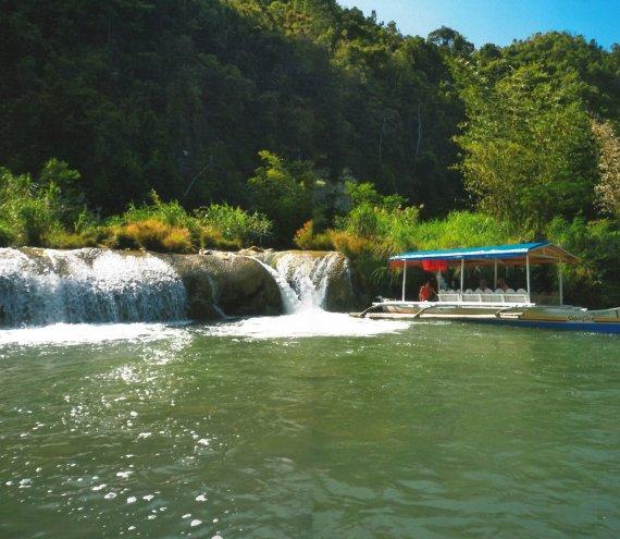 Busay Wasserfall