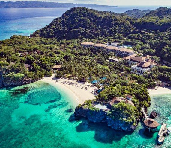Die Boracay Insel ist ein unterhaltsames Paradies für Familien