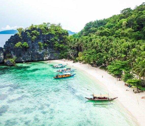 Der Bukal Strand