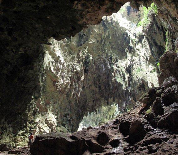 Die Callao Höhle