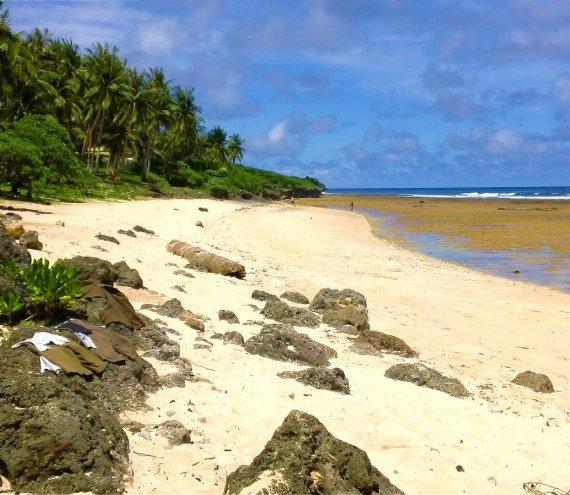 Calicoan Insel