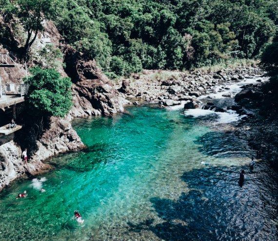 Der Fluss Catingas