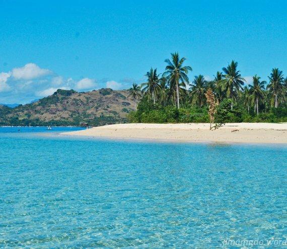 Die Cotivas Insel