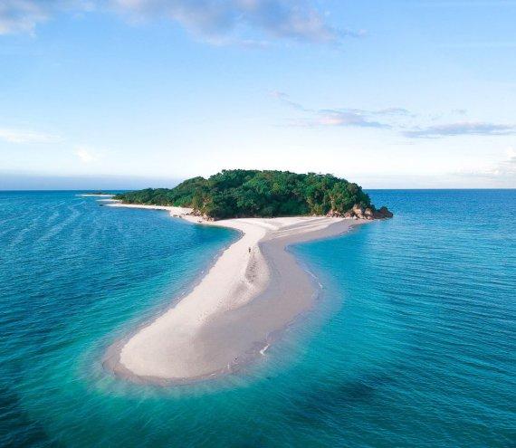 """Die kleine Insel """"Cresta De Gallo"""""""