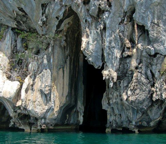 Die Cudugnon Höhle