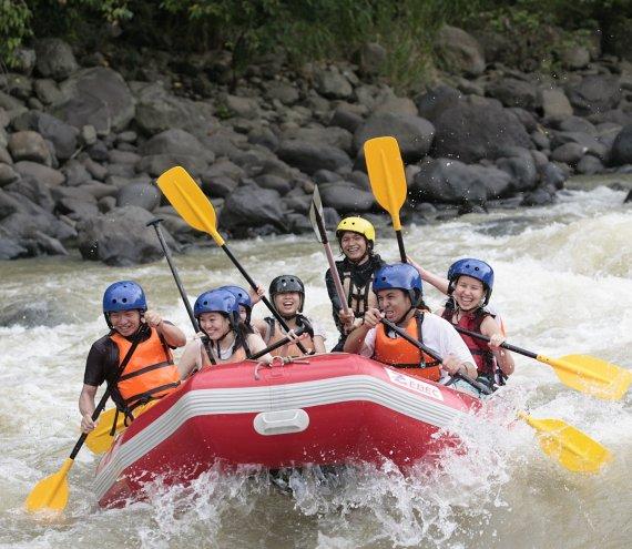 Davao Wildwasser-Abenteuer