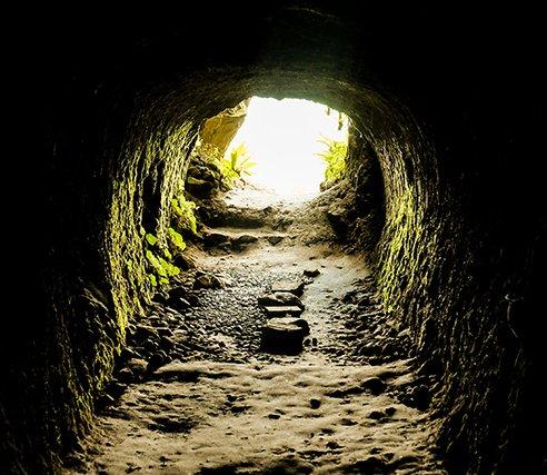 Die Dipnaysupuan Tunnel
