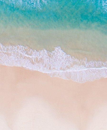 Schönste weiße Sandstrände