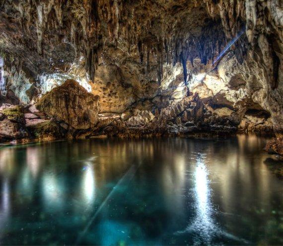 Die Hinagdanan Höhle
