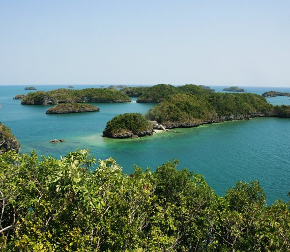 Houndred Islands
