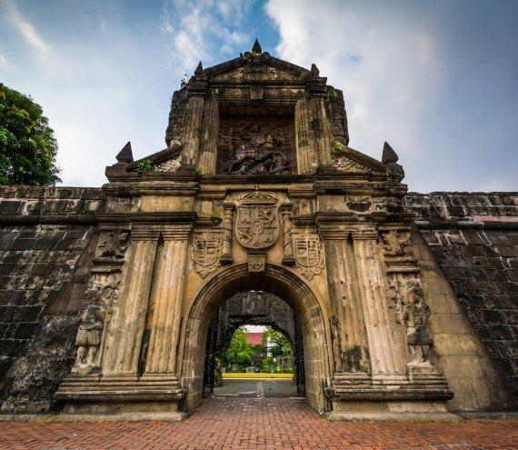 Intramuros Rundgang