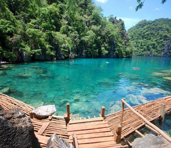 Der Kayangan See