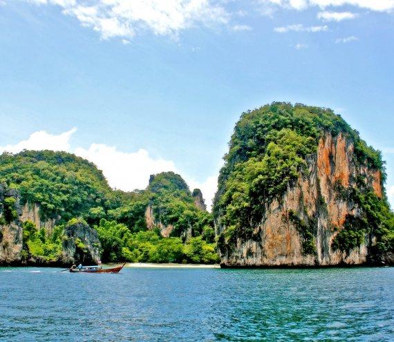 "Der Nationalpark ""Hundert Inseln"""