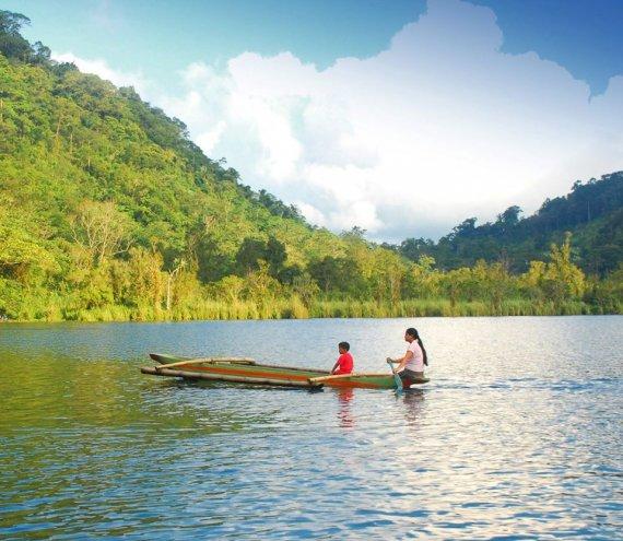 Lake Danao Natural Park
