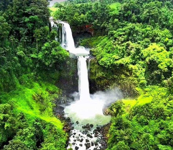 Limumsudan Wasserfall