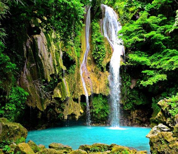 Mag-aso Wasserfall