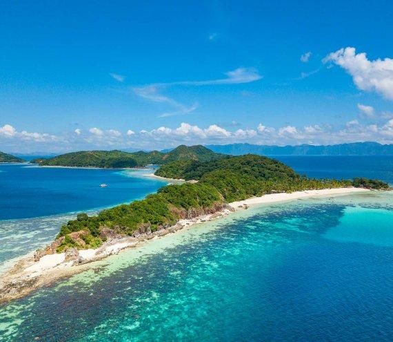 Die Malcapuya Insel