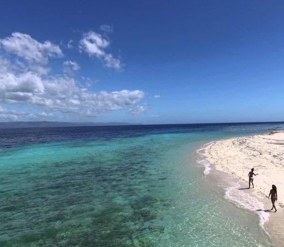 Die Pamilacan Insel