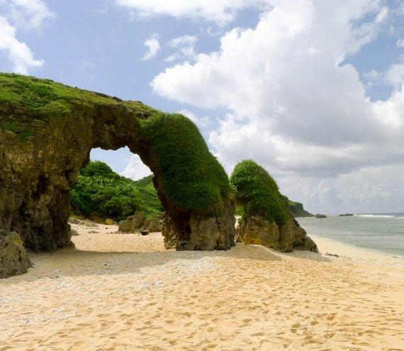 Der Morong Strand