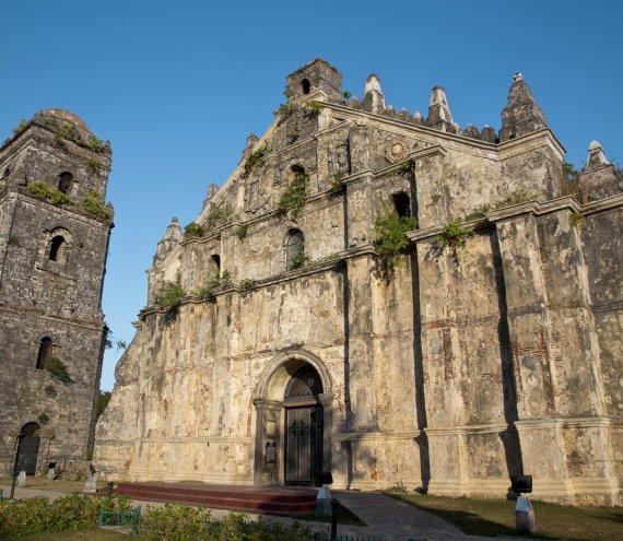 Die Paoay Kirche