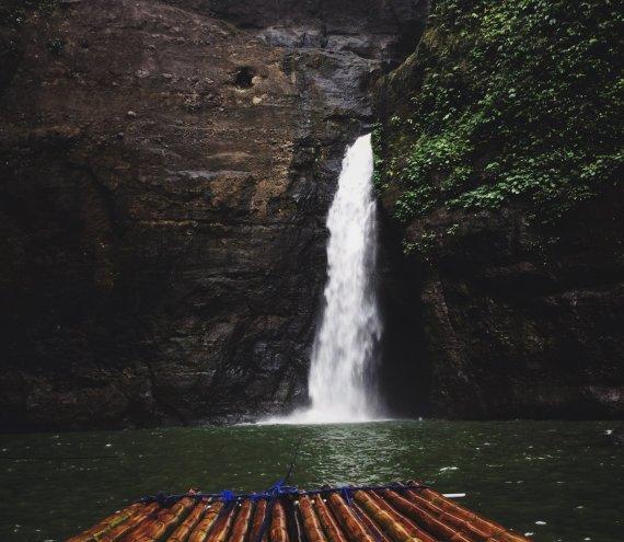 Pagsanjan Wasserfall