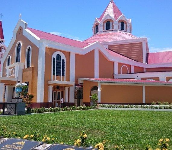 Die Palo Kathedrale