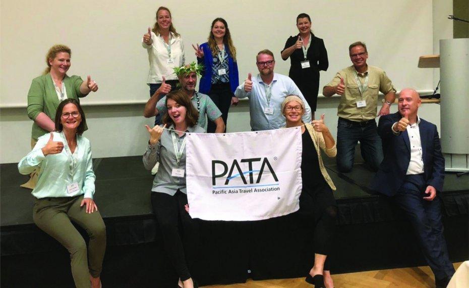Die Philippinen wieder mit PATA on the road