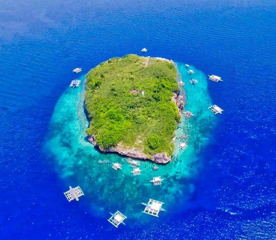 Die Pescador Insel