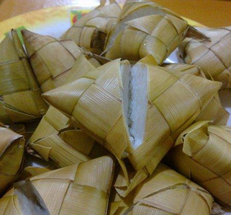 Puso Rice