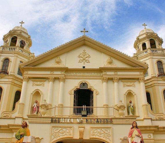Die Kirche Quiapo
