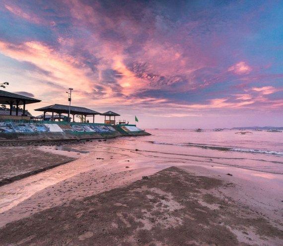 Der Sabang Strand