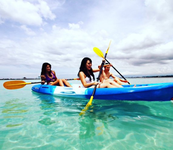 Die Samal Insel