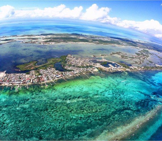 Die San Pedro Insel