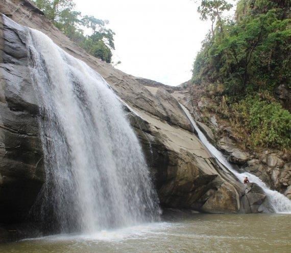 San Roque Wasserfälle