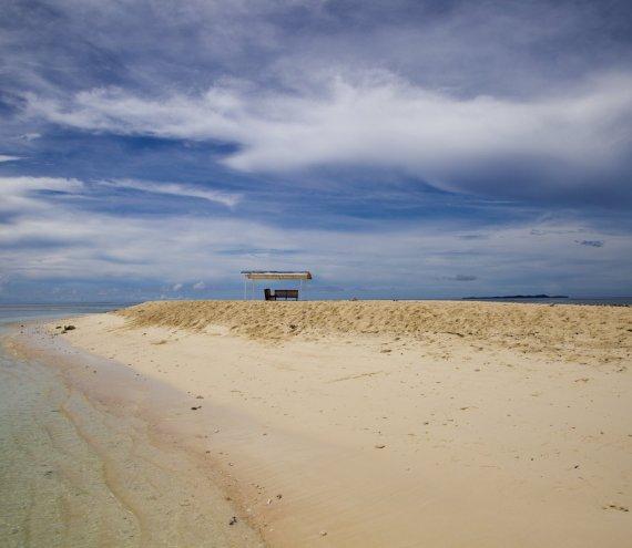 Die nackte Insel