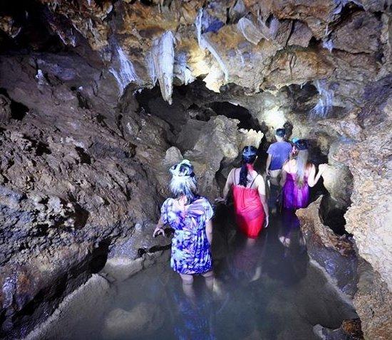 Die Cantabon Höhle