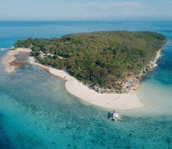 Die Sumilon Insel